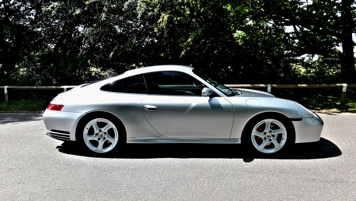 Porsche 996 C4S Tiptronic S In exceptional Condition Inside And Out IMS Upgraded