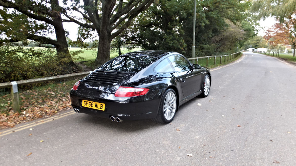 Porsche 997 C4S Coupe Tiptronic S Stunning Condition