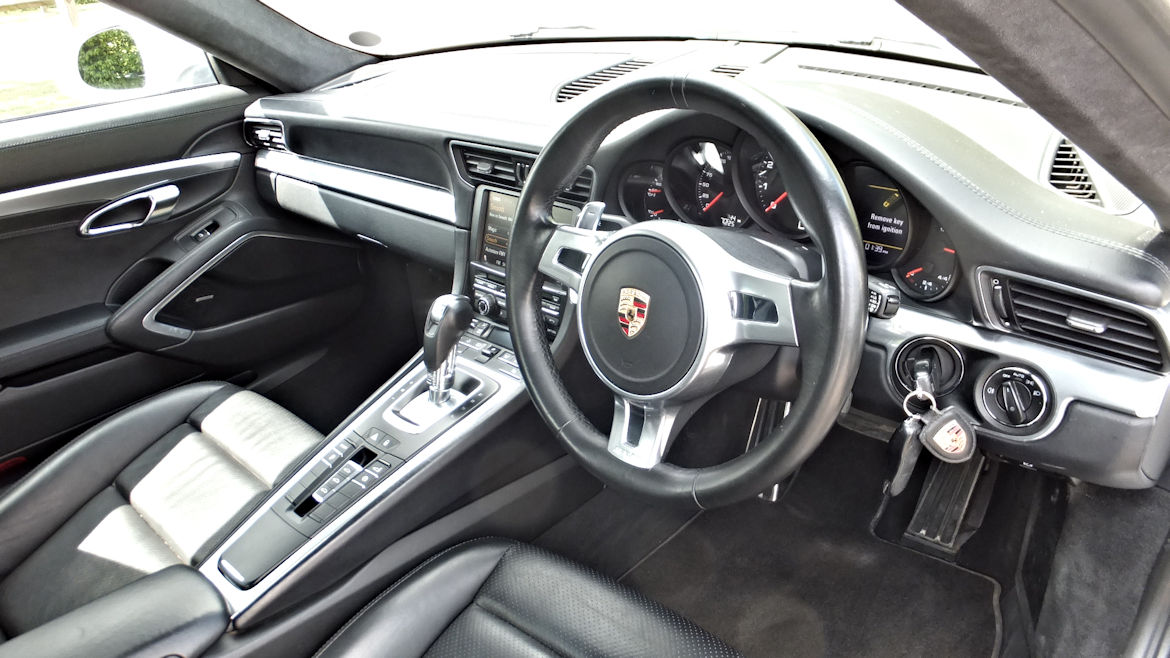 Porsche 991 PDK Coupe Stunning Good Spec Car Including Sunroof Cheapest available