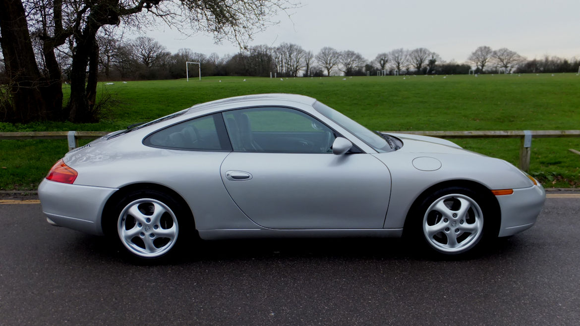 Porsche 996 C2 Tiptronic Low mileage One Lady Owner Full Porsche History Simply Superb