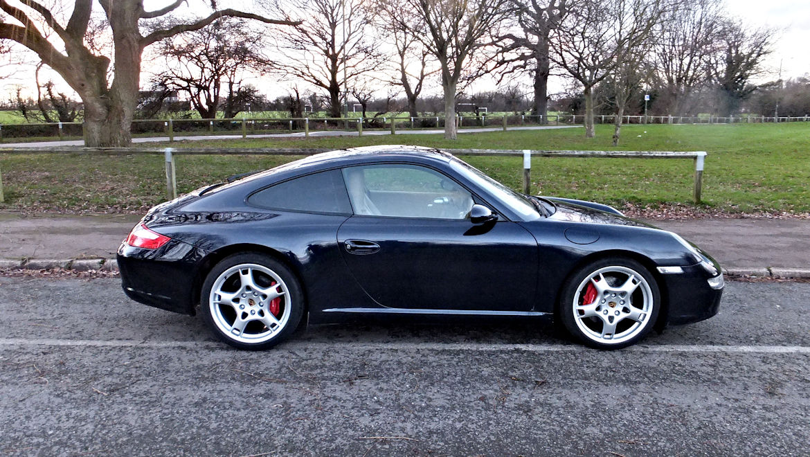 Porsche 997 C2S Tiptronic S Full Engine Rebuild Inc IMS Superb Low miles Car