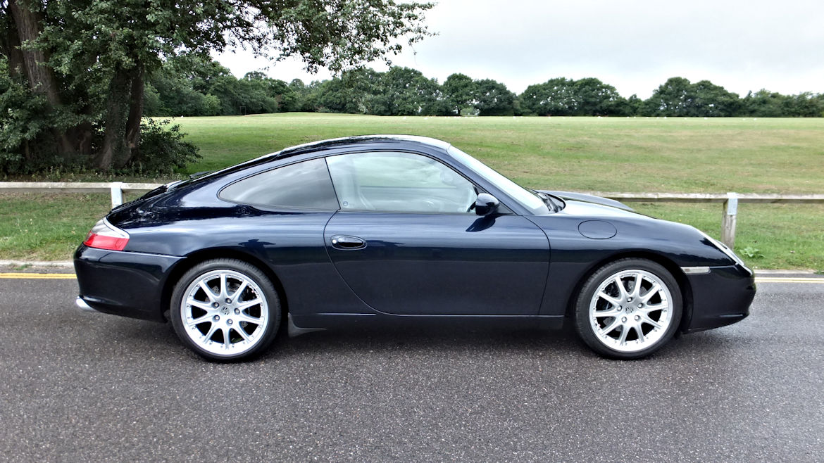 Porsche 996 C2 Coupe Tiptronic S Simply Exceptional Stunning Condition.