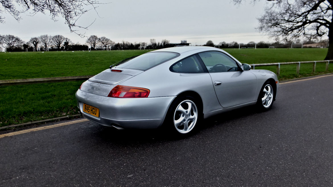 Porsche 996 C2 Tiptronic S Low mileage And Something A Bit Special