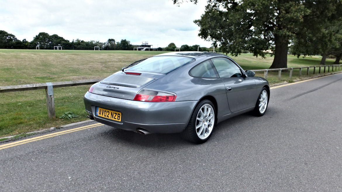 Porsche 996 C2 Coupe Manual 3.4 One Of The Last Made Simply Superb Low Mileage  ULEZ Compatible