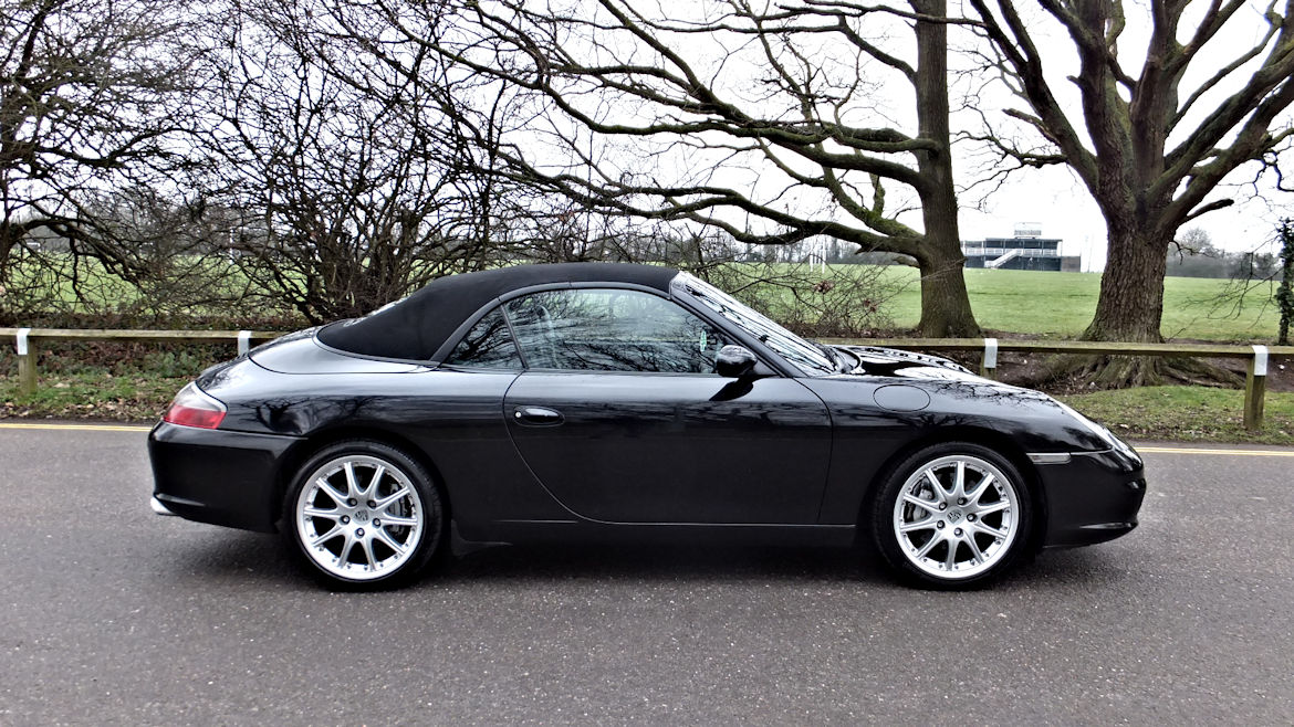 Porsche 996 C4 Cabriolet Manaul Recent IMS Upgrade superb Car
