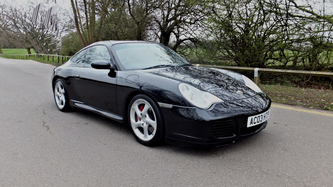 Porsche 996 C4S Tiptronic S Coupe Low Mileage Nice Spec
