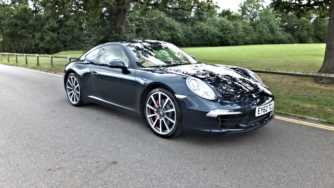 Porsche 991 C2S PDk Superb Low mileage Good Spec Car