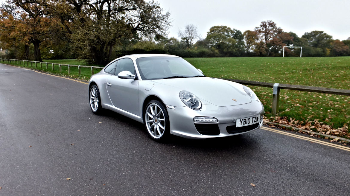 Porsche 997 Gen 2 Coupe Manaul Superb Car Low Mileage Superb Value
