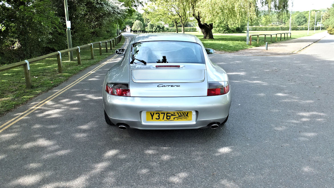 Porsche 996 C2 Coupe Tiptronic S Exceptional Low Mileage Car