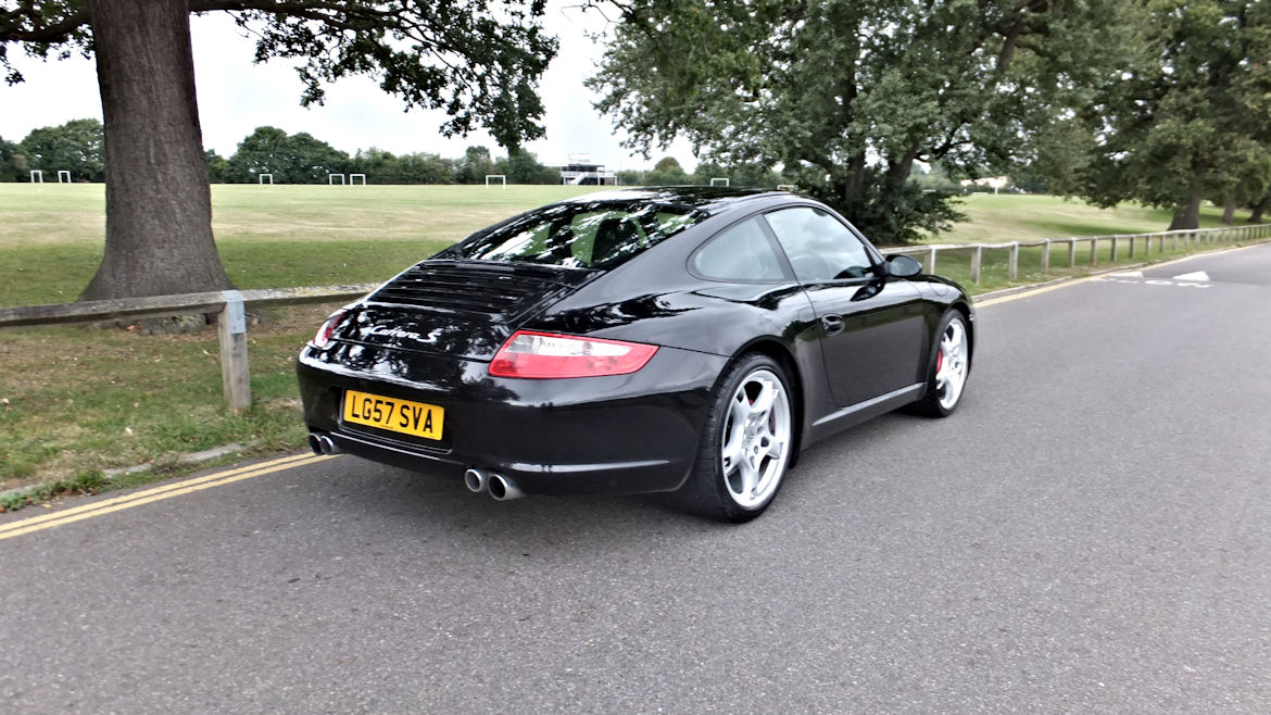 Porsche 997 C2S Manual Superb Car And Value