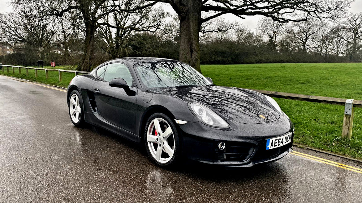 Porsche Cayman Cayman S PDK Low miles Lovely Spec Great Value One Owner FPSH