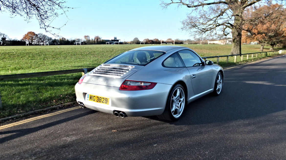 Porsche 997 C2S Tiptronic S Low Mileage Superb Car