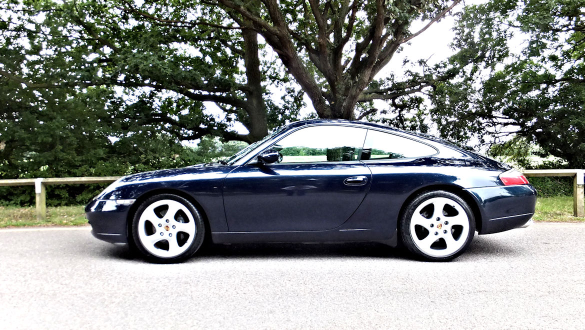 Porsche 996 C2 Tiptronic  S Coupe Superb Low Mileage Car