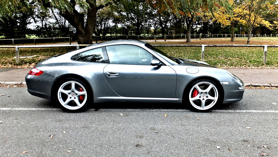 Porsche 997 C2S Coupe Tiptronic S Full Engine By Hartech Stunning Condition