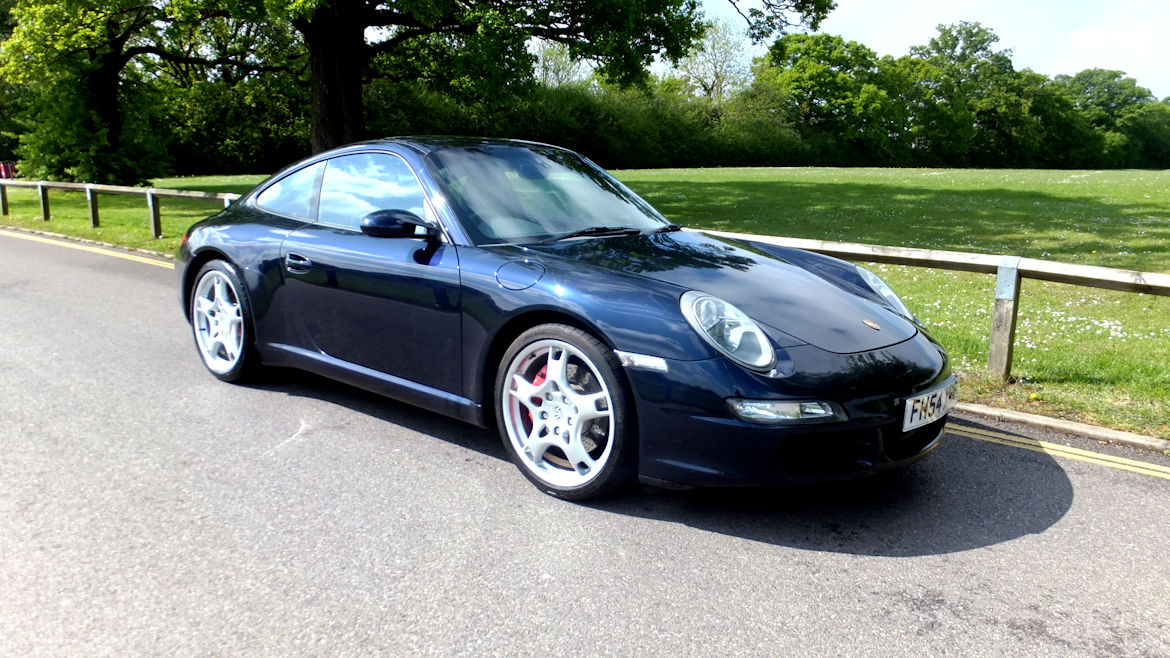 Porsche 997 C2S Manual Coupe Superb Car No Bore Scoring