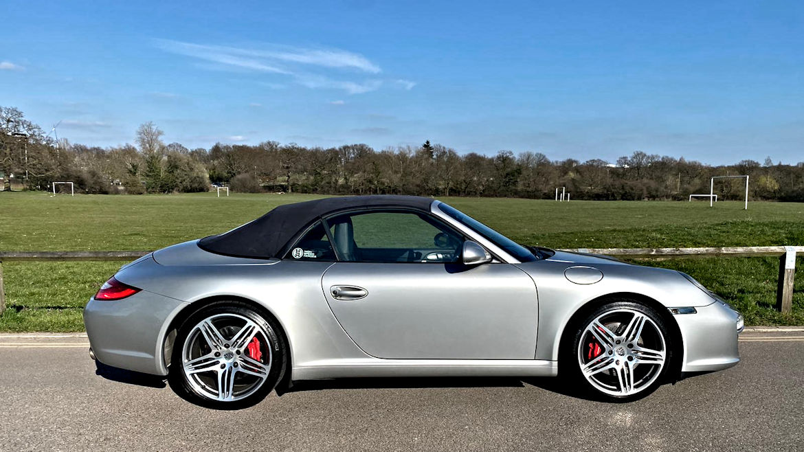 Porsche 997 Gen 2 C2S PDK Cabriolet Superb Car Superb Value