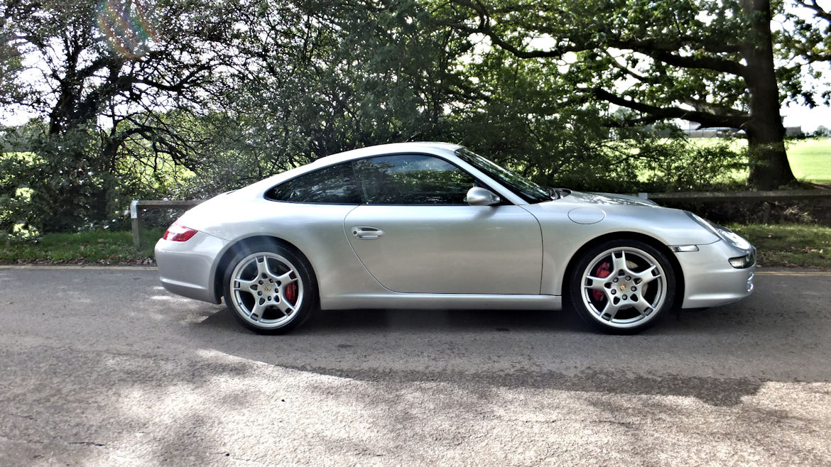 Porsche 997 C2S Tiptronic S Full Engine Rebuild Inc Ims High Spec