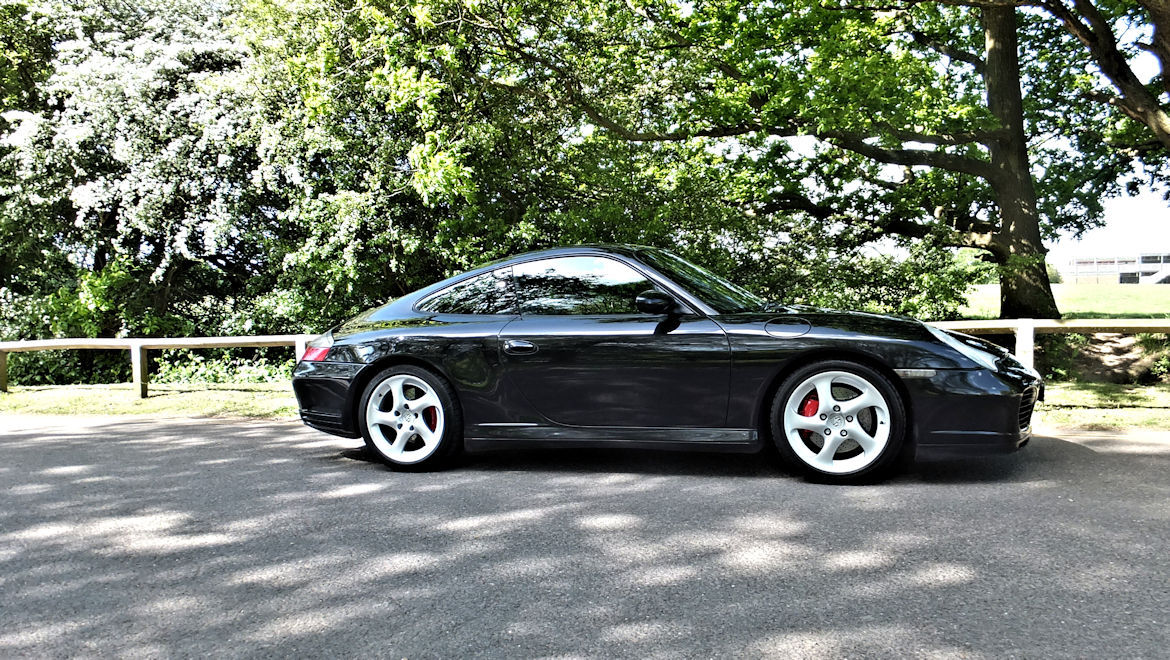 Porsche 996 C4S Coupe Manual recent IMS And Clutch Superb Condition