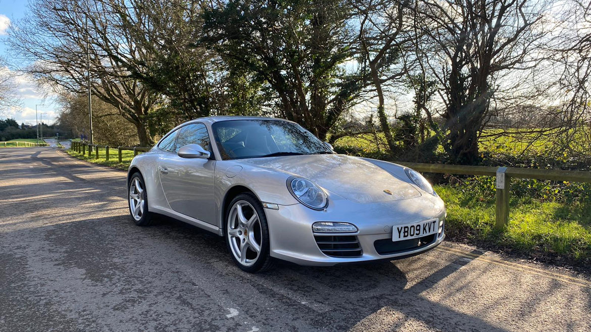 Porsche 997 C4 Gen 2 PDK Coupe Rare And Superb
