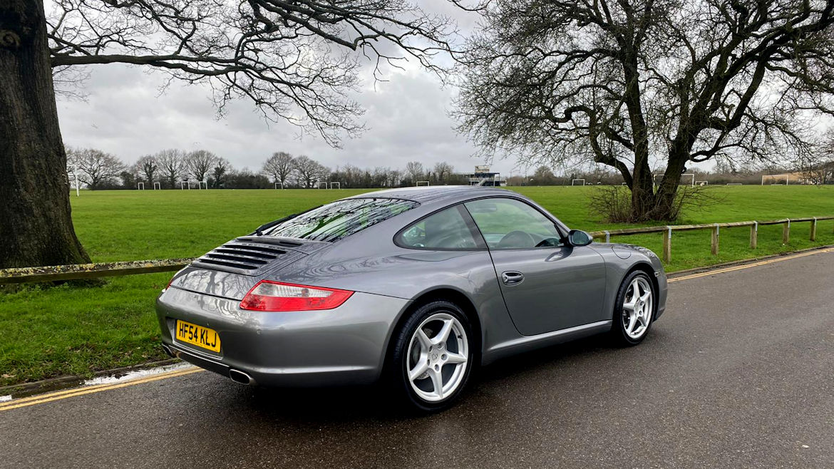 Porsche 997 C2Tiptronic S Coupe Very Clean  Good Value