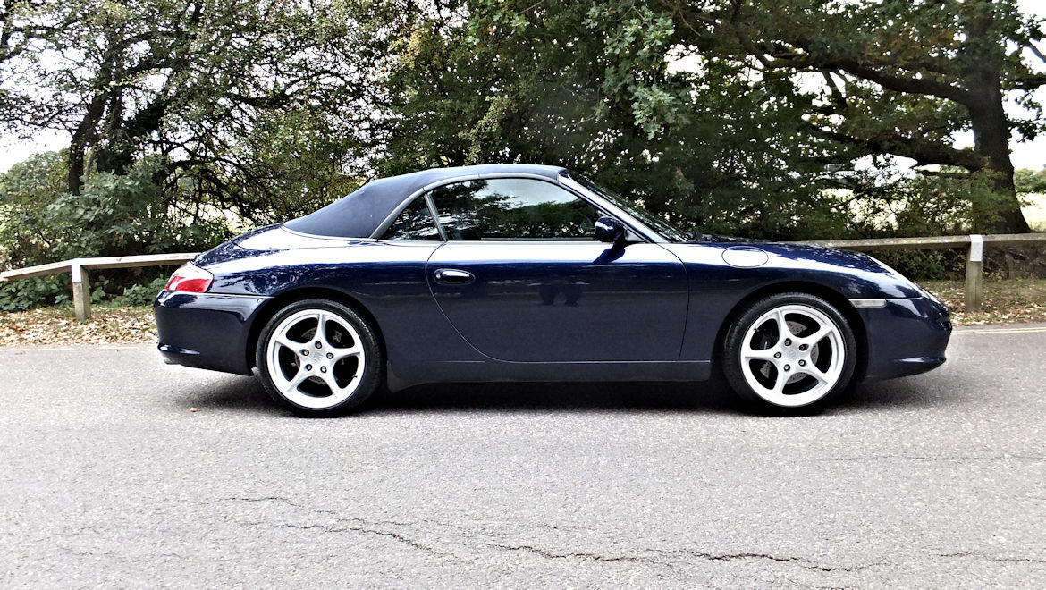 Porsche 996 C2 Cabriolet Tiptronic S  Fully rebuilt Engine So No IMS Issues