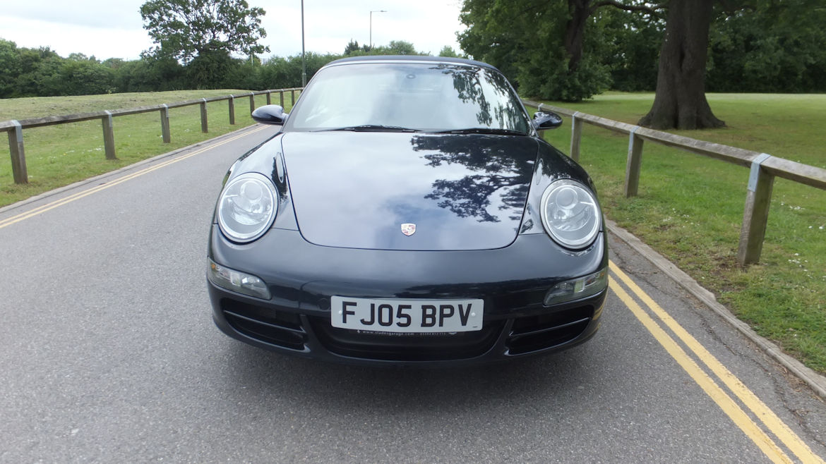 Porsche 997 C2 Cabriolet Manual Superb Car Superb History Superb Value