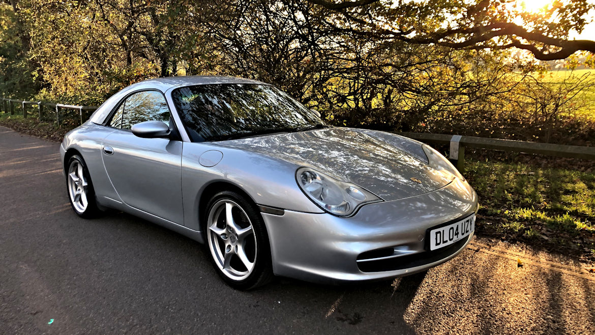 Porsche 996 C2 Cabriolet Tiptronic S Beautiful  Condition Superb History