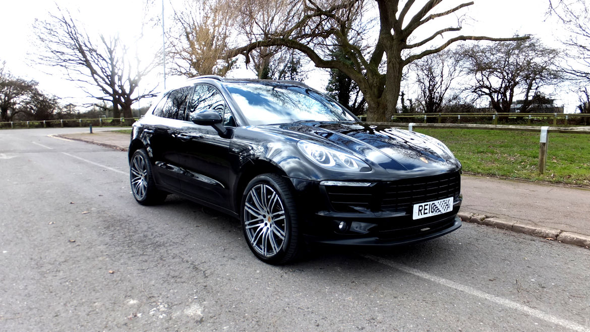 Porsche Macan 3.0 Deisel S Superb Car And Spec 2017 Facelift Model
