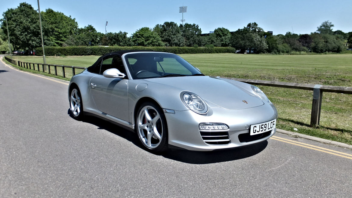 Porsche 997 C4S Gen 2 manual Very Rare Probably The Only One For Sale In The UK Low Miles