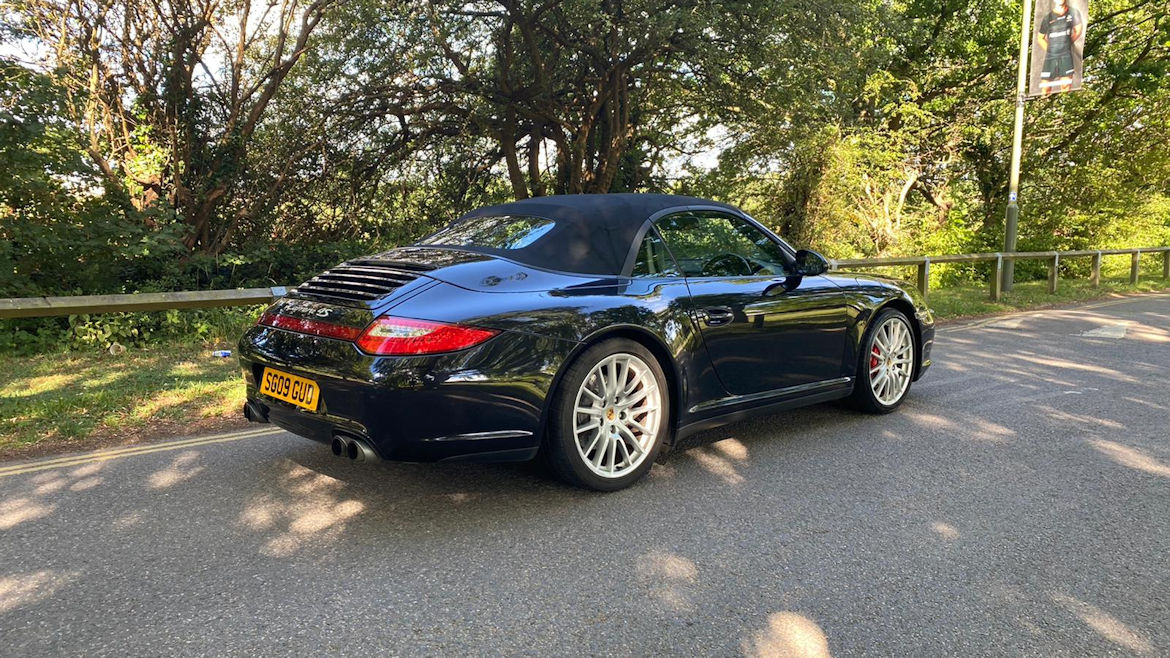 Porsche 997 Gen 2 C4S PDK Cabriolet Stunning looking car Superb Condition Great Spec