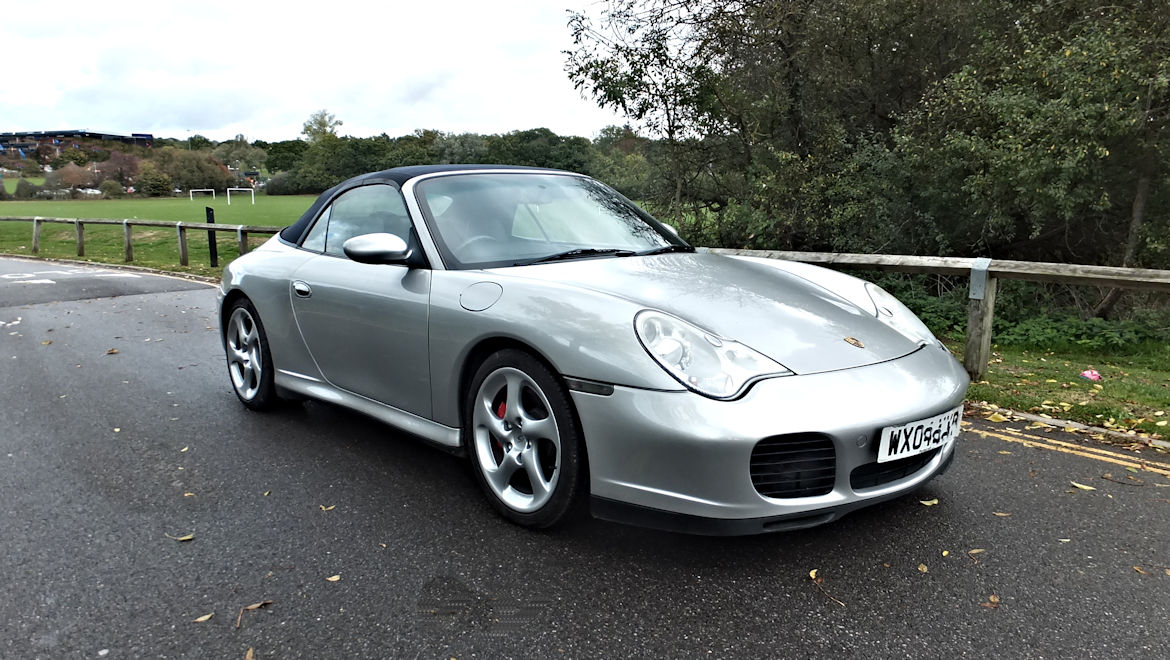 Porsche 996 C4S Cabriolet Manaul Superb Low Mileage Good Spec.
