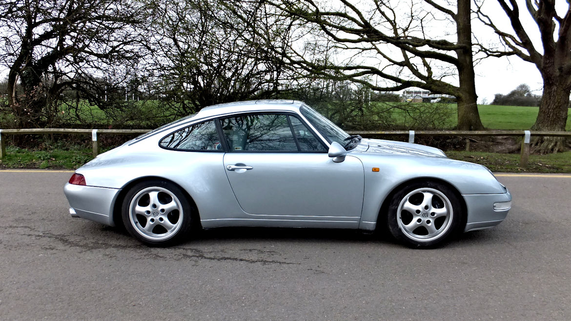 Porsche 993 C2 Coupe Manual Lovely Car Sensibly Priced