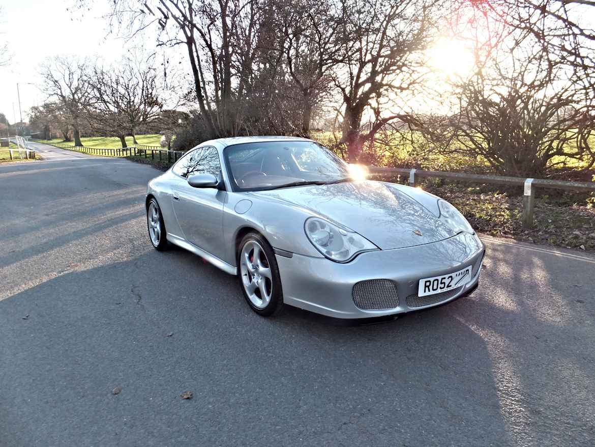 Porsche 996 C4S Coupe Manual Lovely Colour Combination