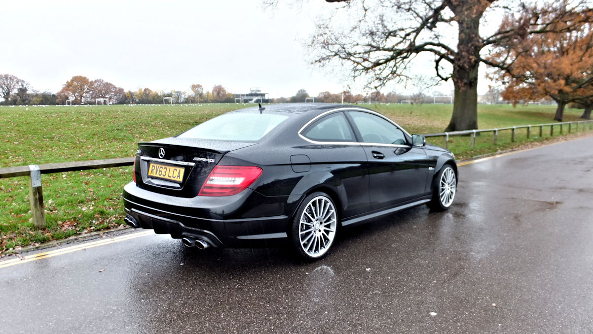 Mercedes  Mercedes C63 AMG C63 AMG MCT 6.3 Simply Awesome Very Low Mileage