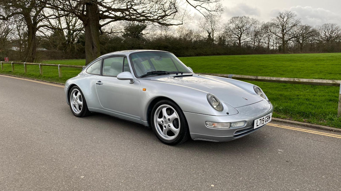Porsche 993 C2 Coupe Manual Nice Car Sensible Mileage And Price