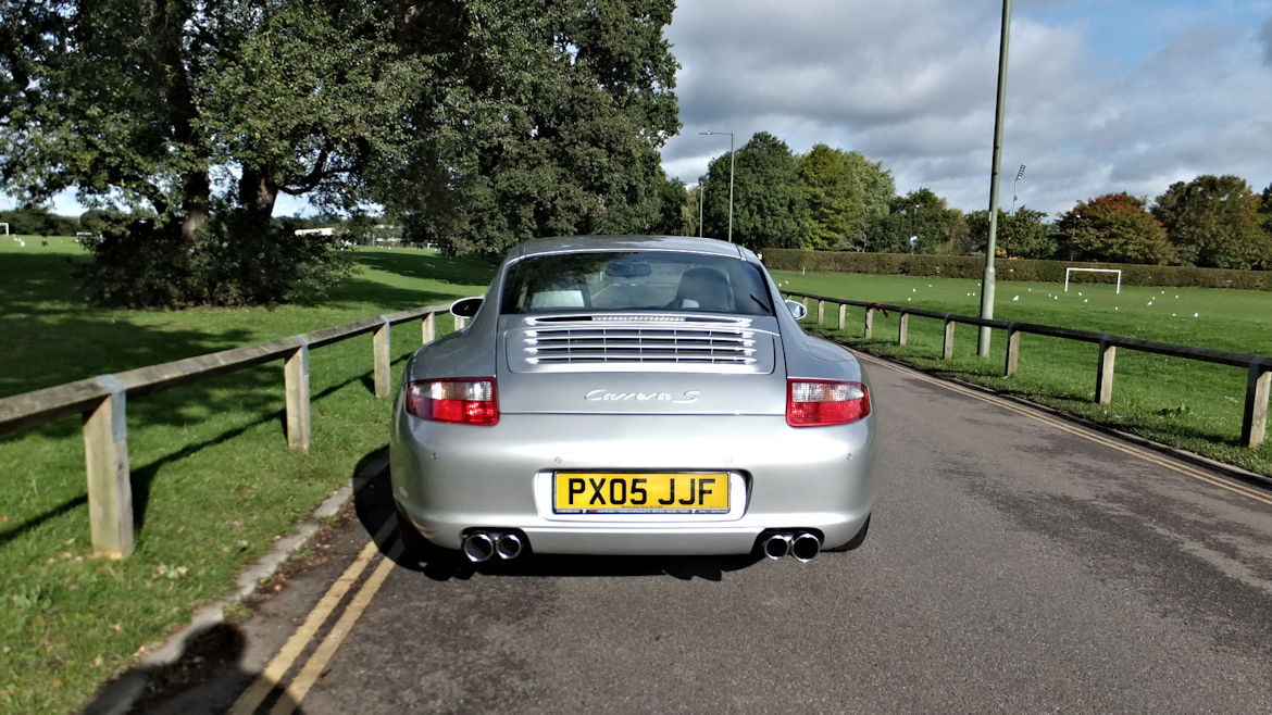 Porsche 997 C2S Coupe Manual Exceptional Car And History