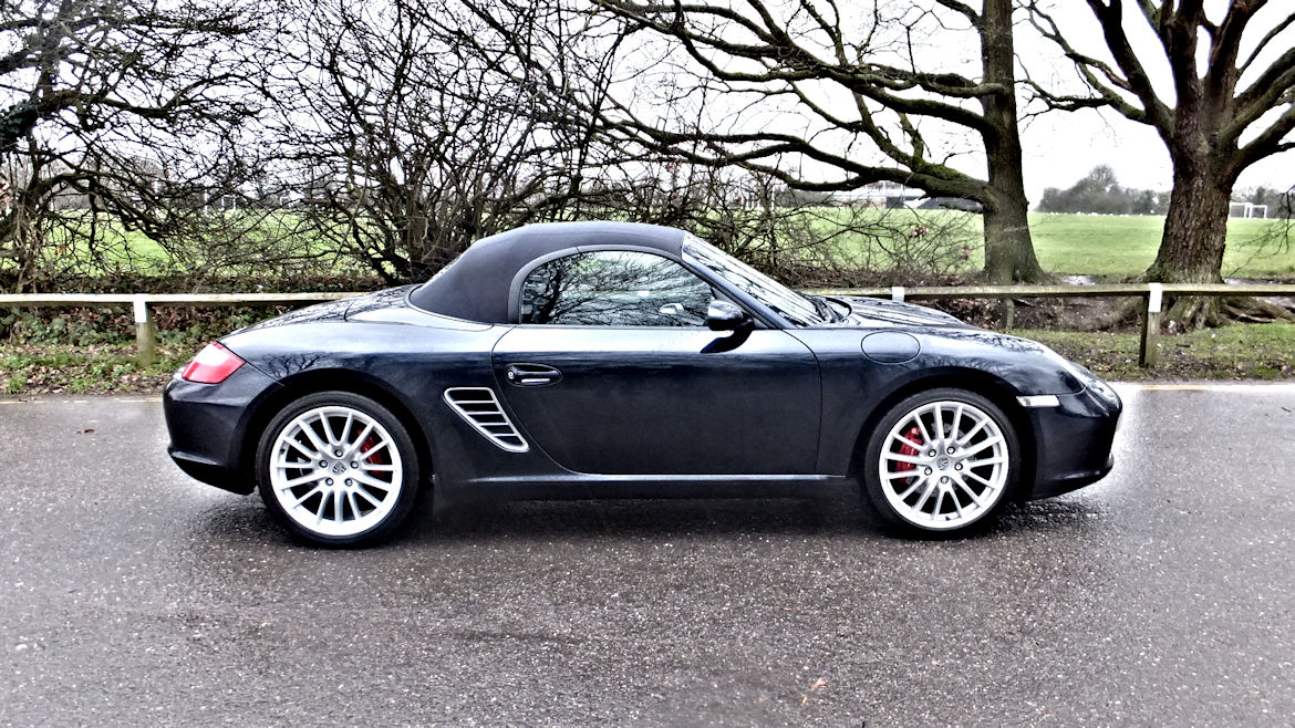 Porsche Boxster 3.4 S Manual Superb One owner Low Mileage  Boxster