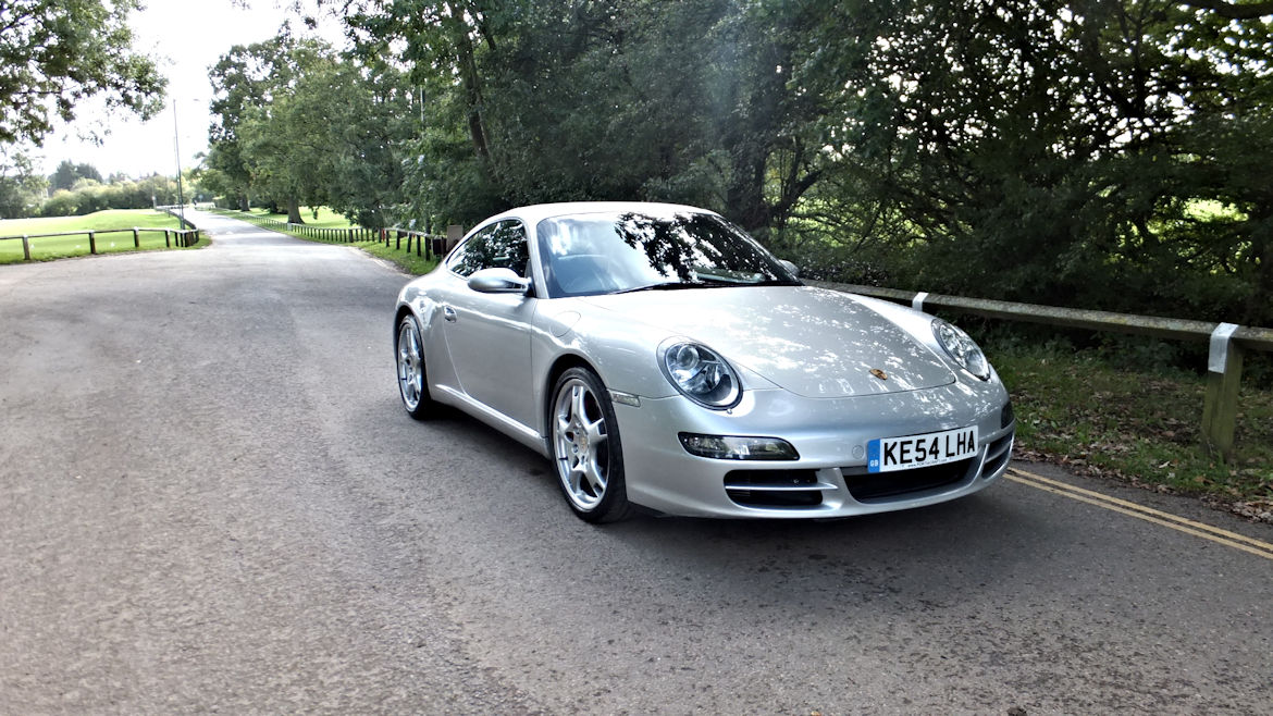 Porsche 997 C2S Tiptronic S Superb Car Great Spec Great History