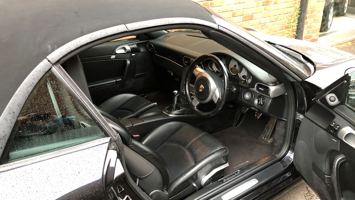 Porsche 997 C4S Cabriolet Manual Please Read Details Phenomenal History