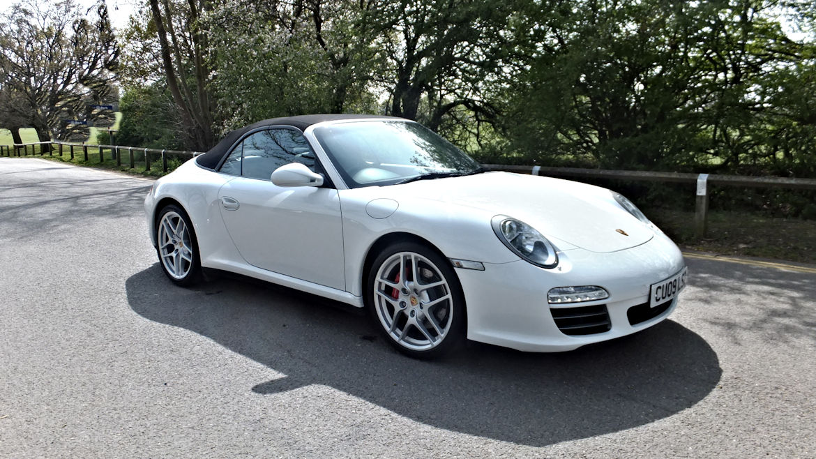 Porsche 997 C4S Gen 2 PDK Cabriolet In simply Superb Condition Terrific Value