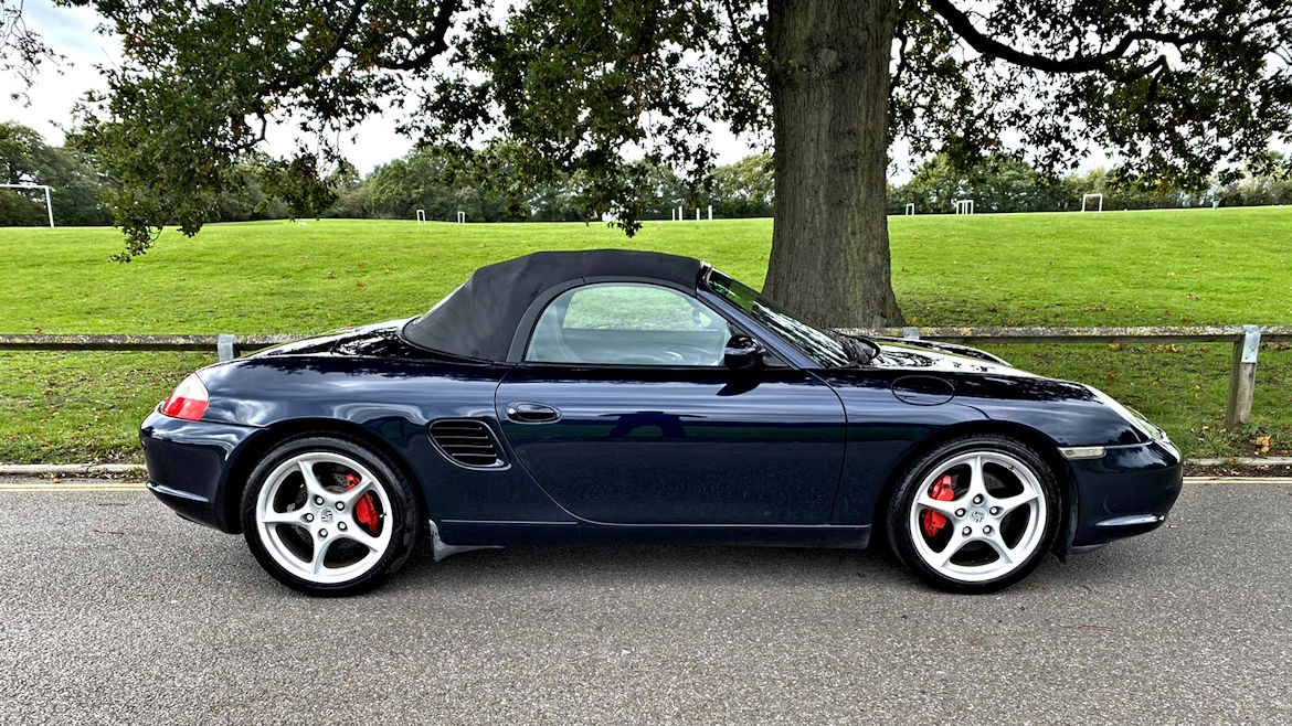Porsche Boxster 3.2S A Nice Early Boxster Fast Becoming Classics