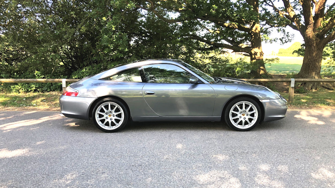 Porsche 996 C2 Targa Manaul For Someone Who Wants Something A Bit Special Simply Lovely
