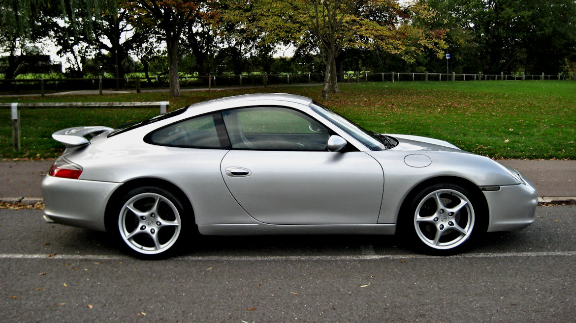 Porsche 996 C2 Coupe Tiptronic S Stunning car  2004 Model.